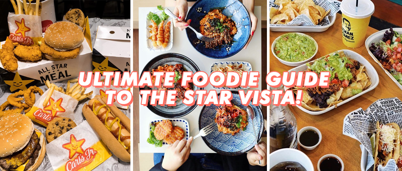 The Star Vista Food Guide