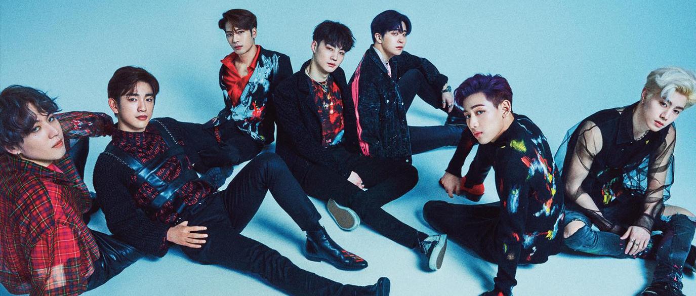 GOT7 Keep Spinning 2020 World Tour Singapore Concert