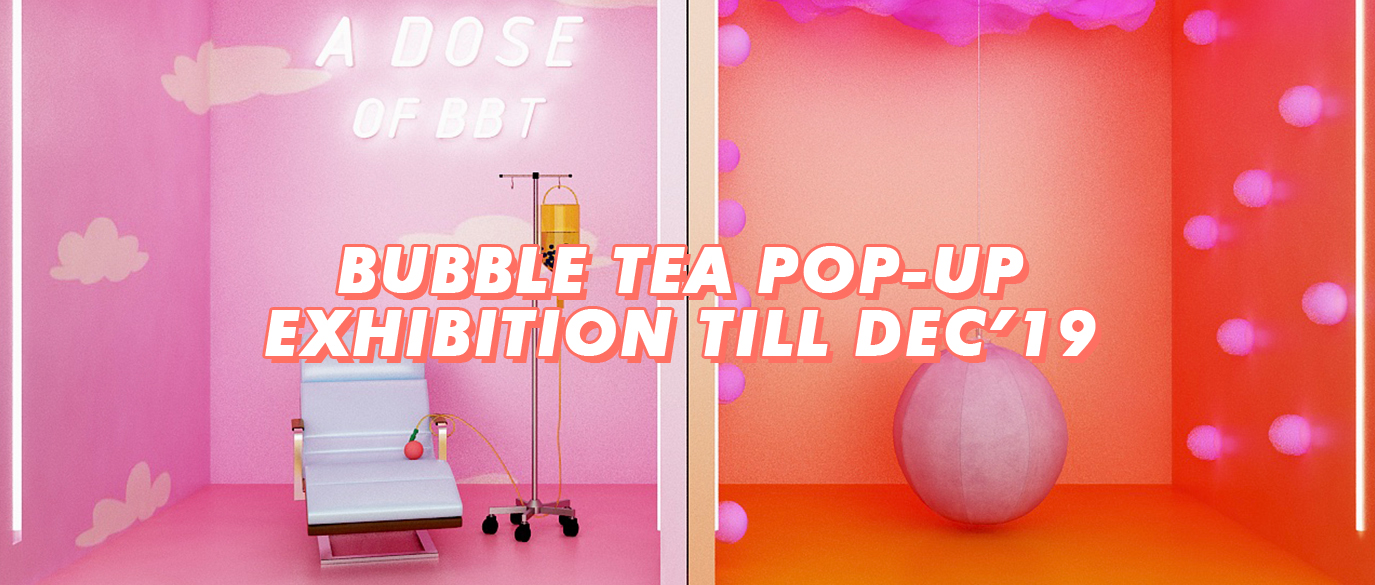 The Bubble Tea Factory Singapore 2019