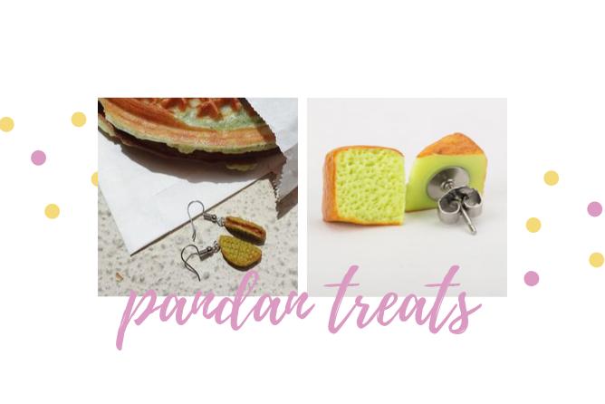 SG pandan treats