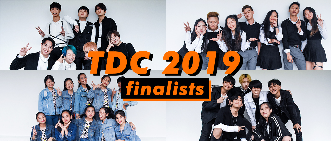 Teenage Dance Challenge 2019 Finalists