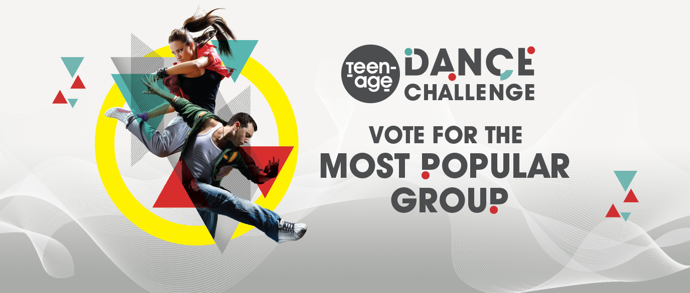 Teenage Dance Challenge 2019 Most Popular Group Voting