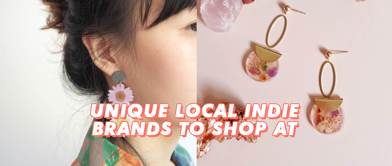 Unique Local Indie Brands Singapore