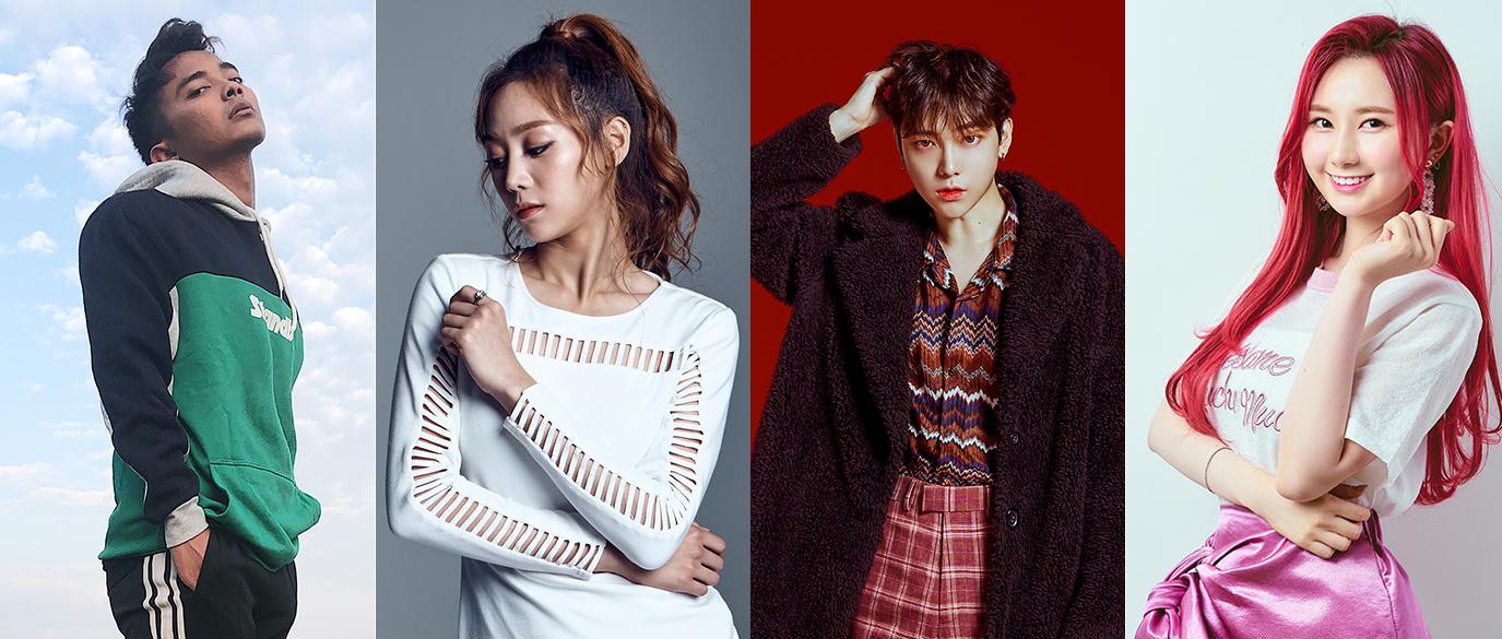 Singaporean K-pop Hopefuls Interview