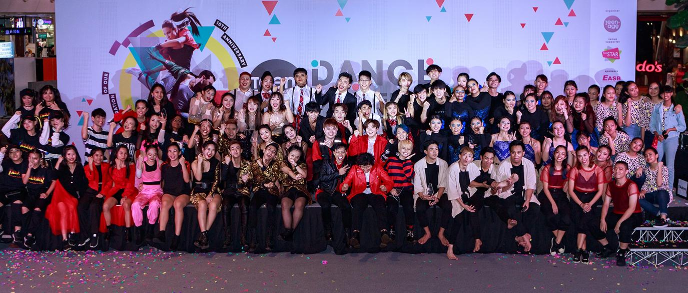 Teenage Dance Challenge 2019 Finals Featured