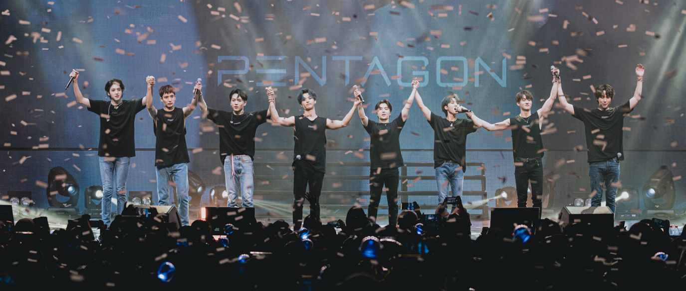 PENTAGON Prism Concert Singapore Review