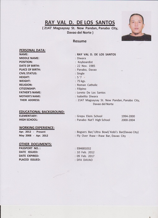 Ray_val_resume_1