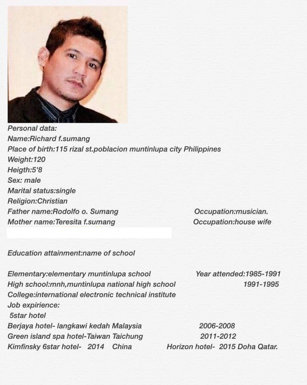 Richard_sumang_resume_1