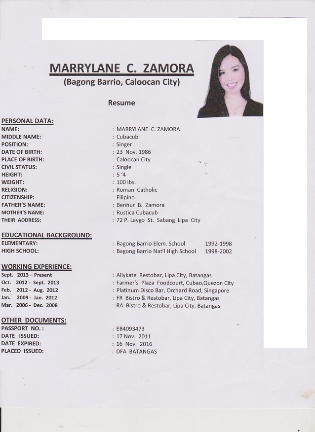 Marrylane_resume_1
