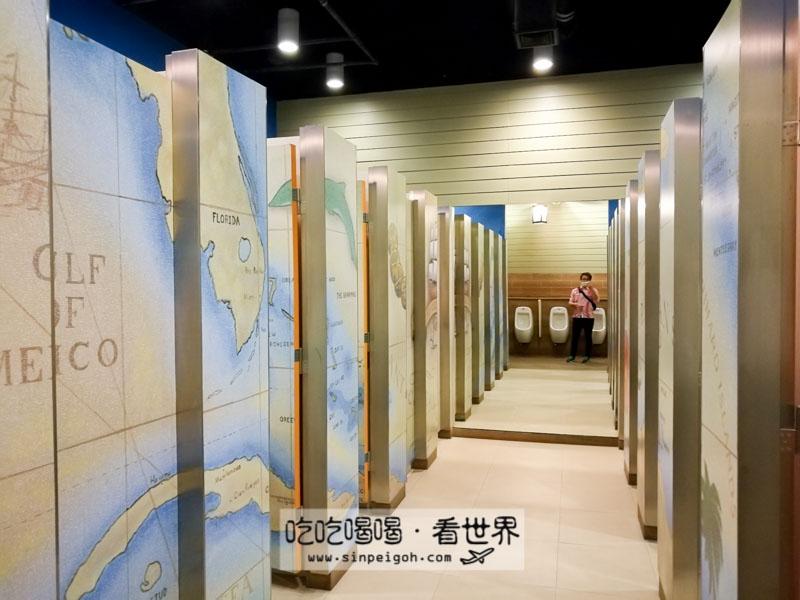terminal 21 廁所