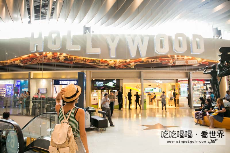 terminal 21 hollywood
