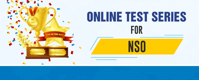 Online Test Series for 21st SOF NSO (Level-1 & 2 for Class I to X)