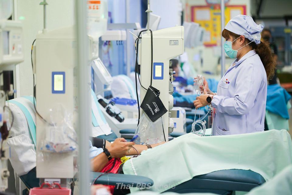 กาชาดเปิดรับบริจาคพลาสมา ช่วยผู้ป่วย COVID-19 | 8 เม.ย. 63