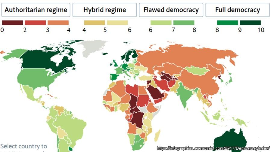 democracy index the economist the economist intelligenc