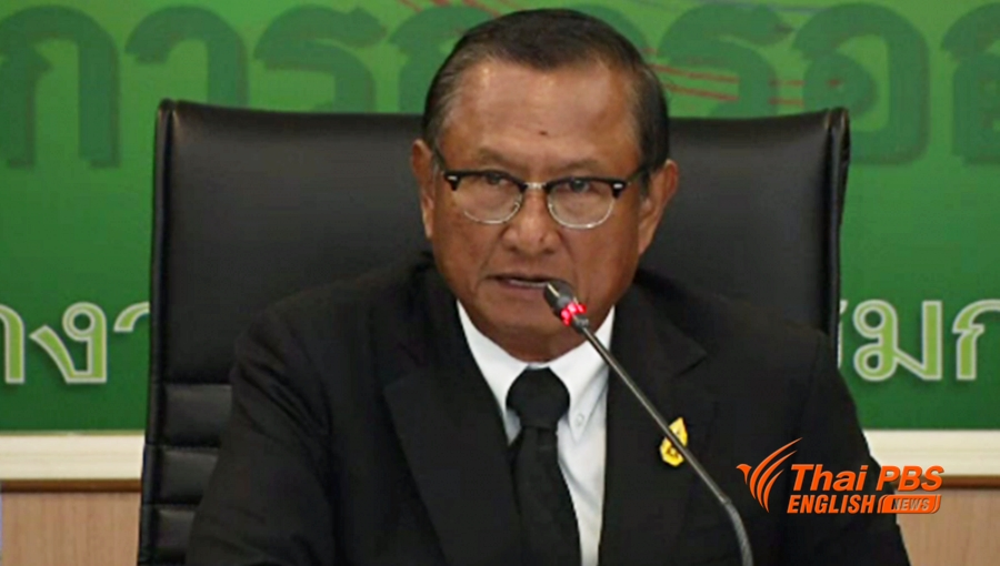 Photo : Supachai Somcharoen, The Election Commission chairman