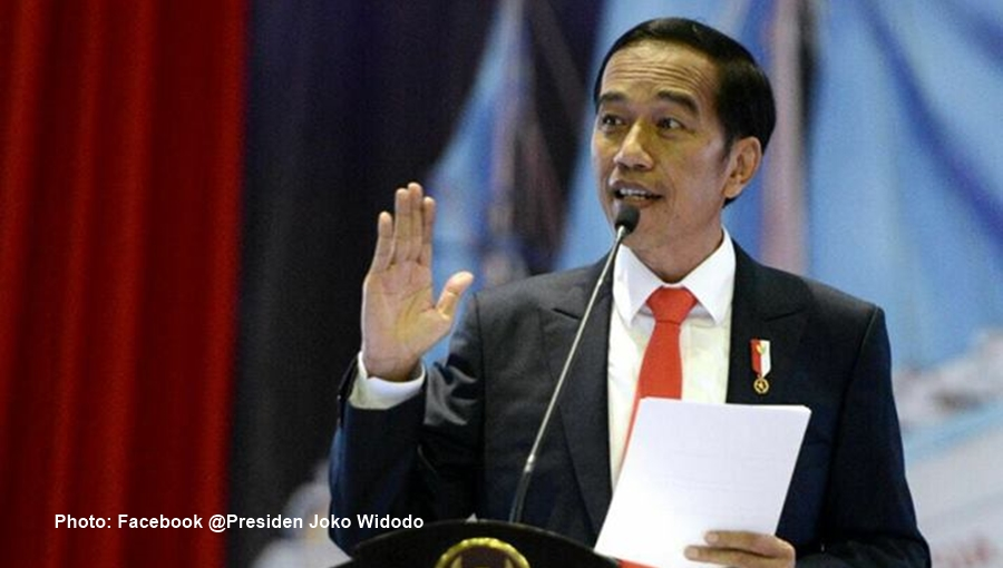 Jokowi warned his popularity may be affected if he does not president joko jokowi widodos popularity ahead of the 2019 presidential elections will be affected if he does not move quickly to solve the acid attack reheart Choice Image