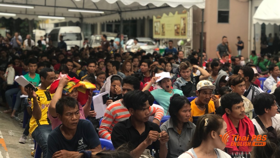 Migrant workers throng OSS centres as deadline ends midnight 2