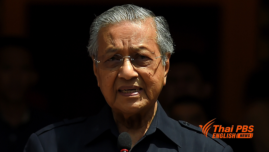 Mahathir hints he could stay as PM longer than 2 years
