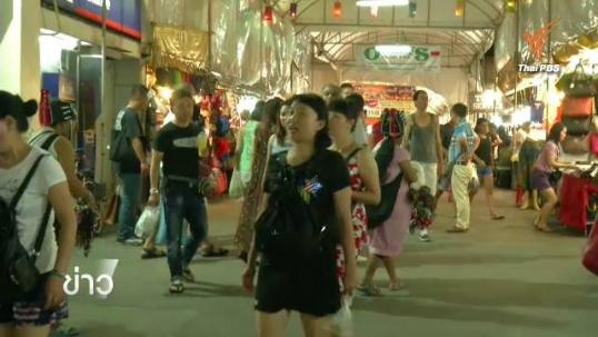 ตำรวจ-ทหารรักษาความปลอดภัยแหล่งท่องเที่ยวภาคเหนือช่วงวันชาติจีน
