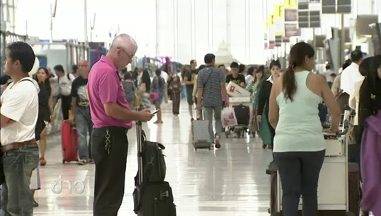 สนามบิน 6 แห่งเก็บค่าตรวจประวัติผู้โดยสาร 35 บาทต่อคน เริ่มวันนี้ (1 ธ.ค.)