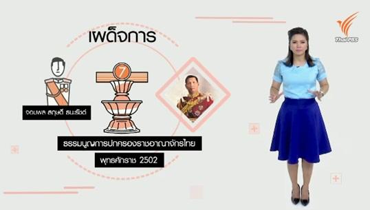 สารคดีพิเศษ 800 ปี แมกนา คาร์ตา 83 ปี ประชาธิปไตยไทย (ตอน 13) : รัฐธรรมนูญไทยฉบับที่ 7