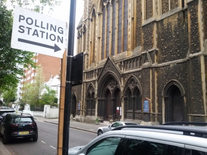 เสียงจากคนไทยในการเลือกตั้งอังกฤษ 2015