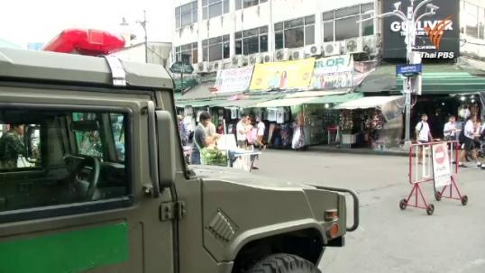 เชื่อจะไม่มีเหตุรุนแรงในไทย-ไม่ใช่คู่ขัดแย้ง หลายจว.เฝ้าระวังไอเอส-จุดท่องเที่ยวต่างชาติ