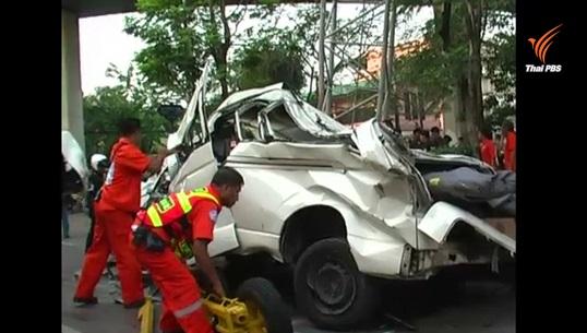 ไทยติดอันดับ 2 อุบัติเหตุสูงที่สุดในโลก