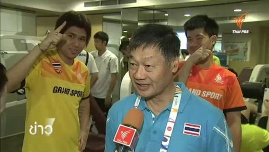 ทีมแบดฯชายไทยลุ้นอยู่คนละสายกับมาเลเซีย หวังเข้ารอบชิงฯ