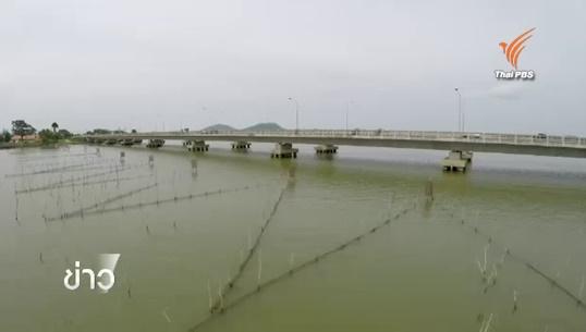 จ.สงขลาจัดกำลัง 500 คน รื้อถอนโพงพาง 1,800 ช่อง-ไซนั่งดักปลา 27,000 ปาก ในทะเลสาบสงขลา