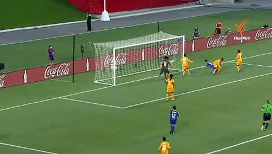 ฟุตบอลหญิงทีมชาติไทยคว้า 3 แต้มแรก หลังเอาชนะทีมชาติไอวอรีโคสต์ 3-2 ประตู
