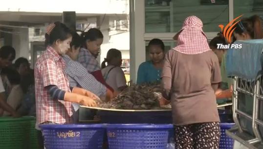 ส.ส.-นักสิทธิมนุษยชนสหรัฐฯร้องคว่ำบาตรกุ้ง-ปลาไทย เหตุโยงใช้แรงงานทาส