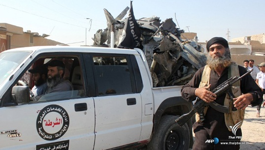 IS - ISIS - ISIL- DAESH ความเหมือนที่แตกต่าง