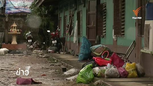 เมืองพัทยาเตรียมสำรวจความเสียหายหลังน้ำลด เร่งระบายน้ำท่วมขังที่ลุ่มต่ำบางจุด