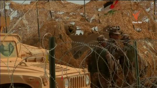 ทหารซีเรียปะทะกลุ่มนักรบติดอาวุธในเมืองอิดลิบ