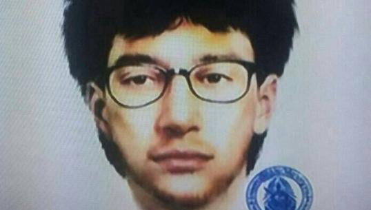 ตำรวจเปิดเผยภาพสเก็ตช์ผู้ต้องสงสัยก่อเหตุระเบิดแยกราชประสงค์