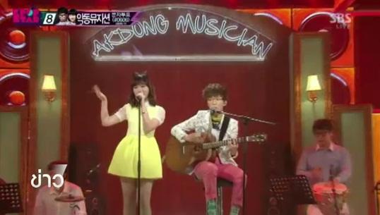 กระแสรายการประกวดร้องเพลงแหวกแนวในเกาหลีใต้