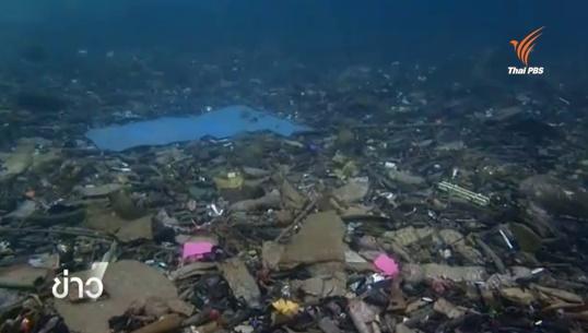 เร่งกำจัดขยะใต้ทะเลภูเก็ต  ป้องกันผลกระทบแนวปะการัง-สัตว์ทะเลหายาก