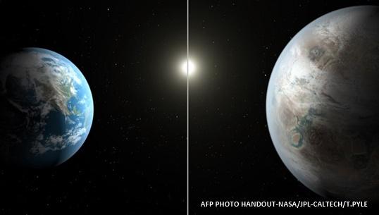 นาซาพบดาวเคราะห์