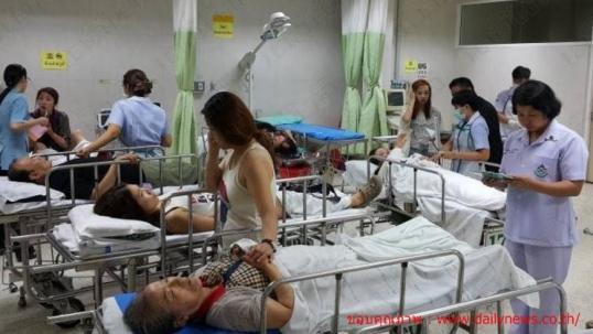 ตร.แจ้งข้อหา 2 คนขับเรือชนกลางแม่กลอง นักท่องเที่ยวเจ็บ 22 ชาวฮังการีวัย 61 เสียชีวิต