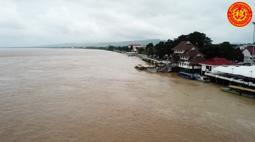 Chiang Rai, Mukdahan brace for overflows from Mekong River