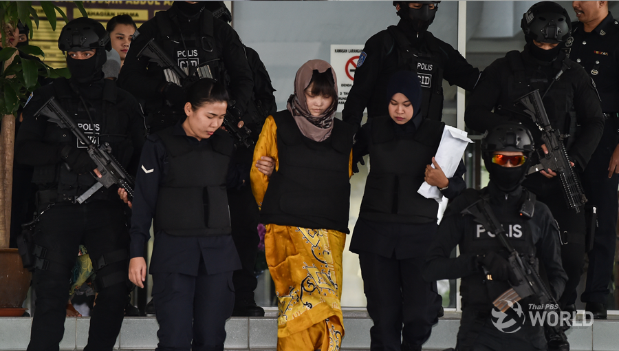 Malaysian court to rule on women accused of killing of North