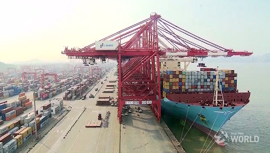 China hits back by levying tariffs on US$60b of US goods