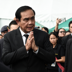 PM claims wristwatch scandal not cause of Thailand's downgrading in