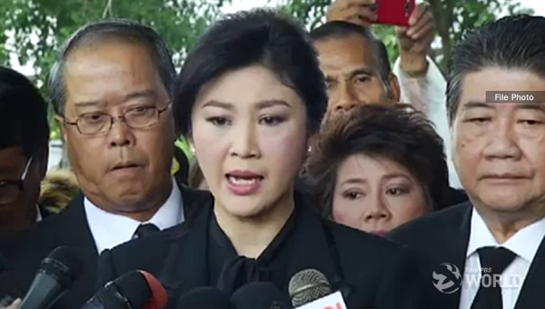 Yingluck claims she has washed hands off politics