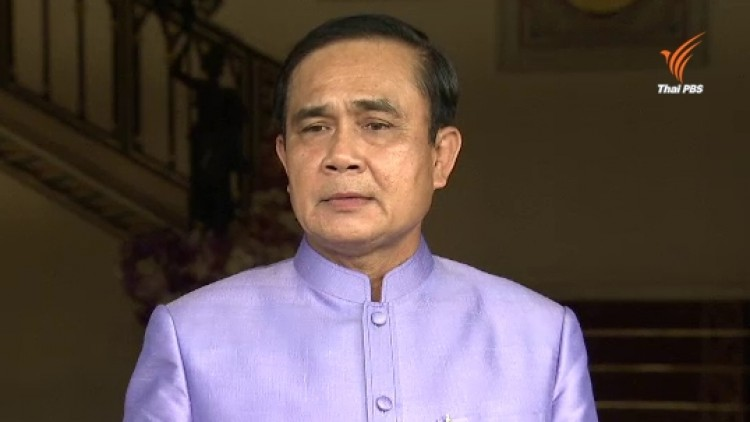 Gen Prayut declines comments on on-going bids to form coalition