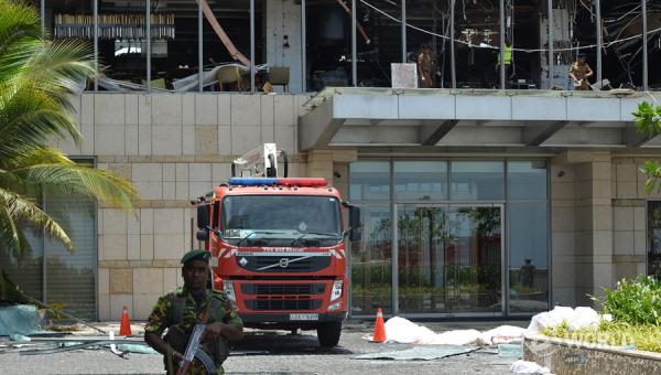 Probe shows Sri Lanka attacks 'retaliation for Christchurch'