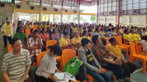 Phetchabun people oppose renewed gold exploration