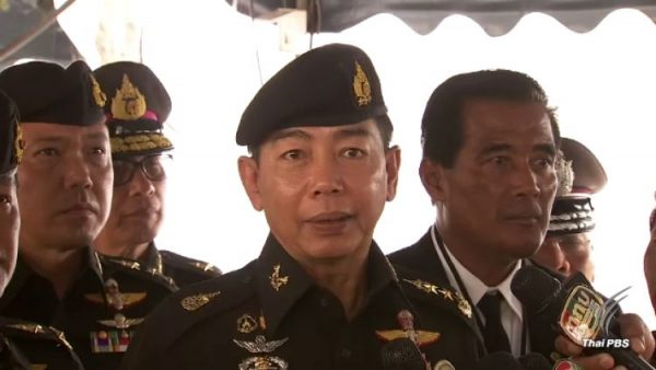 Army chief recommends listening to an old Thai song 'Kilet Manoot'