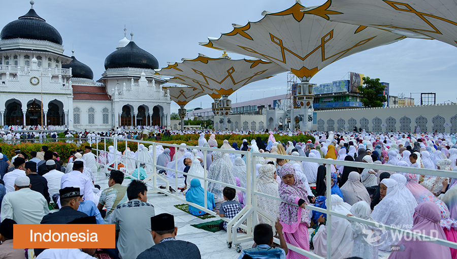 Eid Al-Adha from all around the world